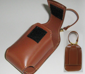 コードバン製 携帯ケース